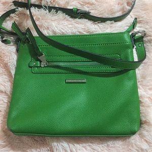 New Dana Buchman Green Crossbody purse